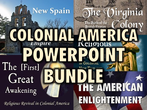 History powerpoints for teachers tomrichey colonial america bundle toneelgroepblik Images